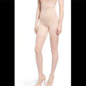 NIB SPANX Firm Believer High Waist Sheer S2 Size A